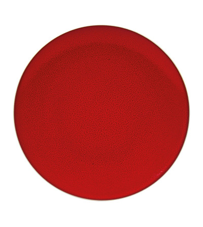 Assiette plate ETNA 27 cm - TABLE PASSION